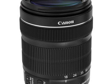 Rent: Canon 18-135mm IS STM