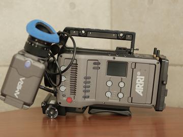 Rent: Arri Amira Premium 4k + Schneider Xenon FF SET (5)