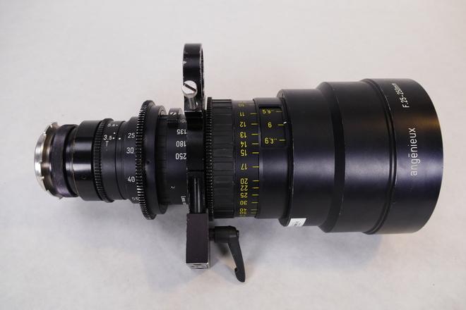 Angenieux 25-250HR T3.5 Zoom Lens