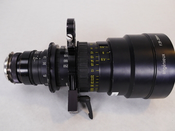 Rent: Angenieux 25-250HR T3.5 Zoom Lens