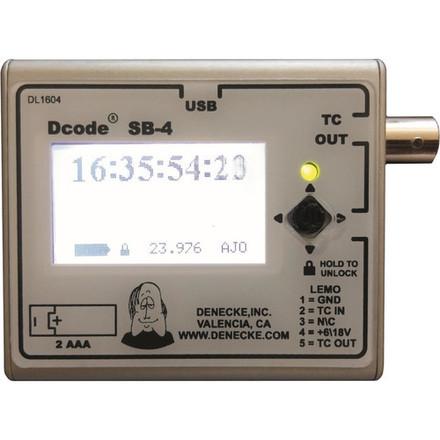 Denecke SB-4 Time Code Generator