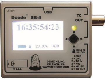 Rent: Denecke SB-4 Time Code Generator