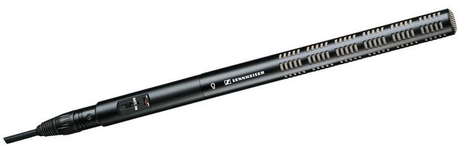 Sennheiser ME66 Shotgun Kit