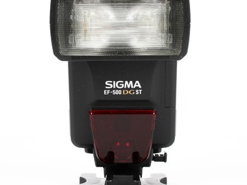 Rent: 1 Sigma EF-500 DC ST flash + FREE Trigger!!