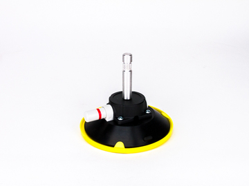 Rent: 6″ SUCTION CUP WITH 5/8″ BABY PIN (1/4″ THREAD ON CUP)