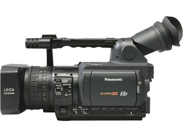 Rent: Panasonic AG-HVX200 P2 HD Camcorder