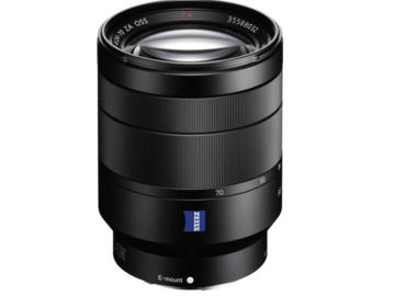 Rent: Sony Vario-Tessar T* FE 24-70mm f/4 ZA OSS Lens