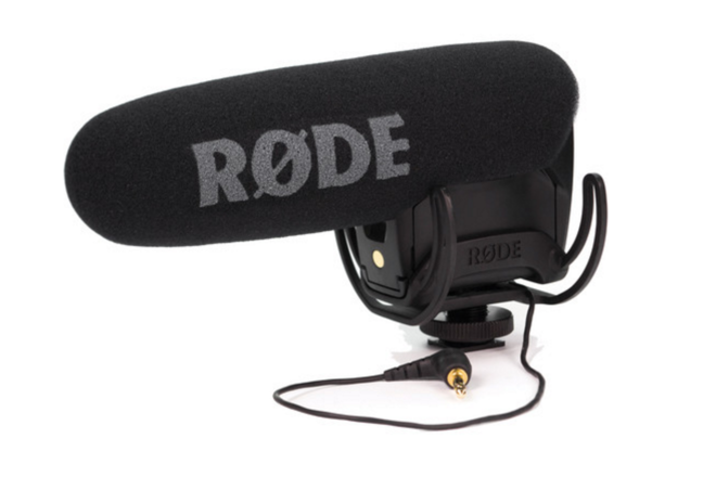 Rode Mic Video Pro