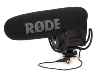 Rent: Rode Mic Video Pro