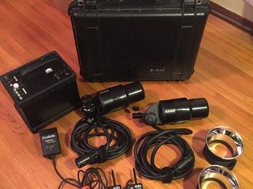 Rent: Profoto 7B Kit - 7B Battery + 2x Pro B Strobes