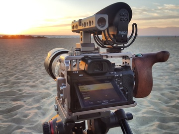 Rent: Sony A7S2 ENG Package