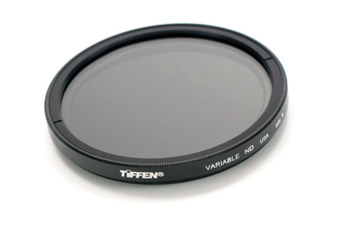 Tiffen 82mm Variable Neutral Density Filter + Stepdown Ring