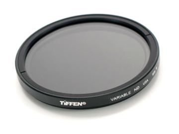 Rent: Tiffen 82mm Variable Neutral Density Filter + Stepdown Ring