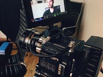 Rent: 8k RED EPIC-W Helium Full Kit