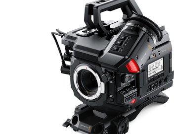 Rent: Ursa Mini Pro (new from March 17!) base kit w Zeiss CP.2 set
