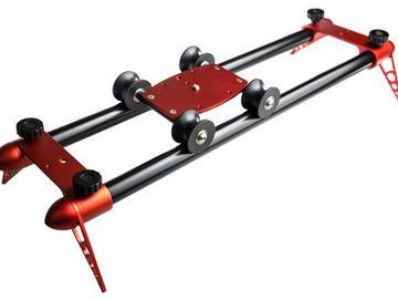Rent: Red Rocket lightweight travel slider