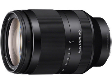 Rent: Sony FE 24-240mm f/3.5-6.3 OSS Lens