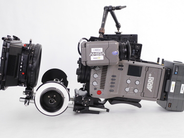 Rent: Arri Amira 4K Premium Pro Package