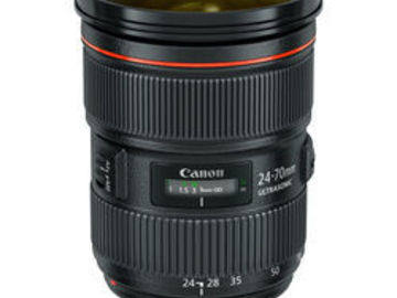 Rent: Canon 24-105 f/4 L IS USM