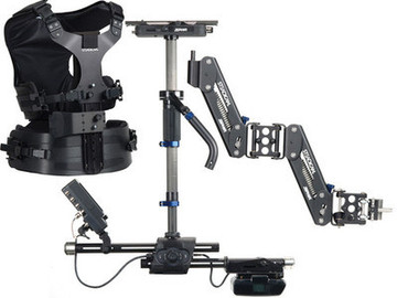 Rent: Steadicam Zephyr Camera Stabilizer with HD Monitor (AB Batte