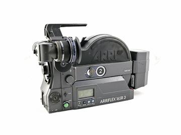Rent: ARRI 16SR3 Advanced 35mm Film Format
