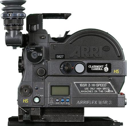 ARRI SR3 Hi-Speed S16mm Film Camera