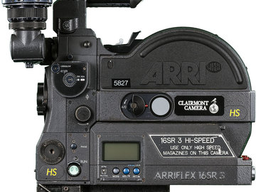 Rent: ARRI SR3 Hi-Speed 35mm Film Camera