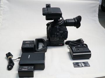 Rent: Canon Cinema EOS C300
