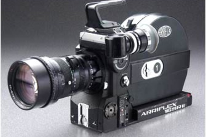 ARRI SR2.5 S-16mm Film Camera