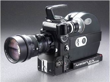 Rent: ARRI SR2.5 S-16mm Film Camera