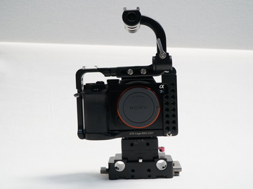 Rent: Sony Alpha a7S Camera Body Kit