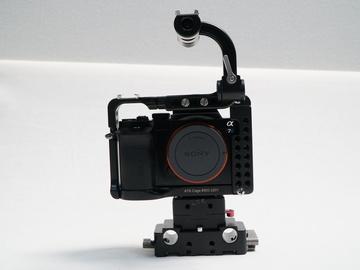 Rent: Sony Alpha a7S Camera Body Kit