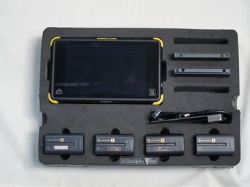 "Rent: Atomos Shogun Flame 7"" 4K HDMI/12-SDI Recording Monitor Kit"