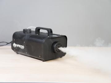 Rent: 2 x ADJ 1000 watt Fog Machine set