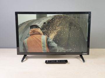 "Rent: 24"" Vizio - HDMI Input - Monitor"