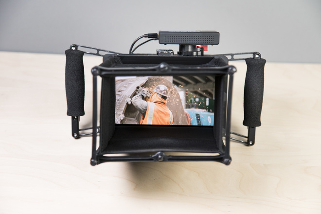 Directors Monitor Kit -Small HD 702 Bright - Paralinx HDMI