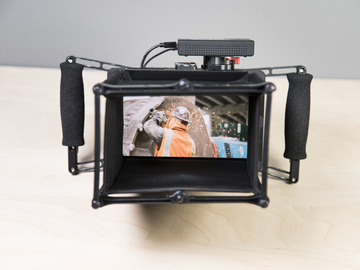 Rent: Directors Monitor Kit -Small HD 702 Bright - Paralinx HDMI