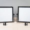 Rent: 2 light - 1x1 Genray 5600k Light Panels kit w/Batteries - #2