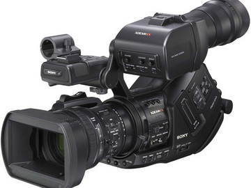 Rent: Sony PMW EX-3