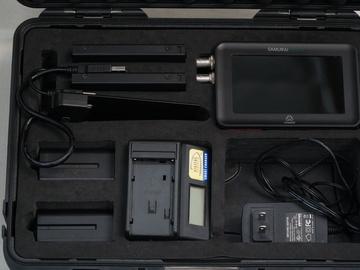 "Rent: Atomos Samurai Blade 5"" SDI Monitor Kit"