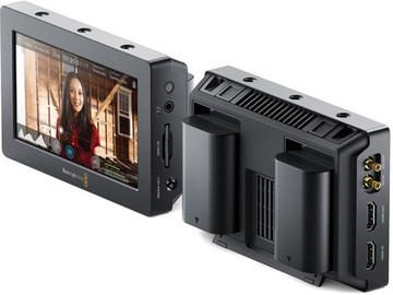 """Rent:  Blackmagic Design Video Assist HDMI/6G-SDI Recorder 5"""""""