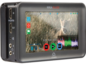 "Rent: Atomos Ninja Blade 5"" HDMI On-Camera Monitor & Recorder"