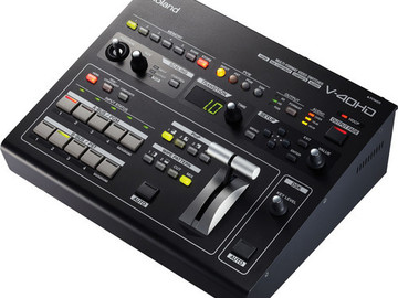 Rent: Roland V-40 hd Video Mixer