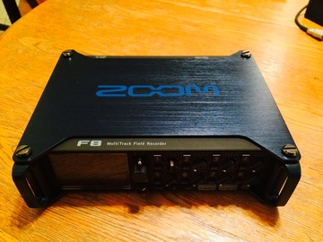 Rent: Zoom F8 Multi Track Field Recorder