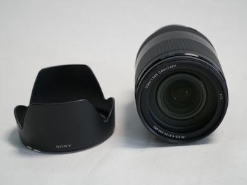 Rent: Sony FE 24-240mm f/3.5-6.3 OSS Lens