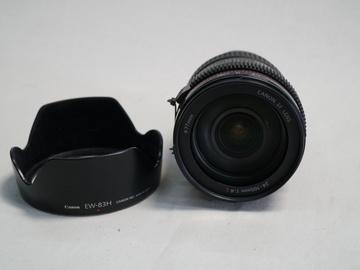 Rent: Canon EF 24-105mm f/4L IS USM Lens