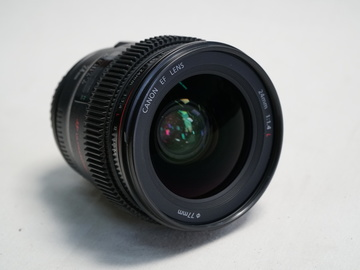 Rent: Canon EF 24mm f/1.4L II USM Lens