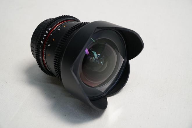 Rokinon 14mm T3.1 Cine ED AS IF UMC Lens