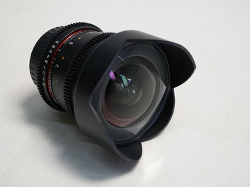 Rent: Rokinon 14mm T3.1 Cine ED AS IF UMC Lens