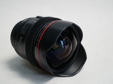 Rent: Canon EF 14mm f/2.8L II USM Lens